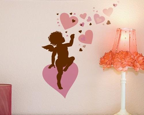 San valentino l uomo nero e qualche idea decorativa - Decorazioni san valentino ...